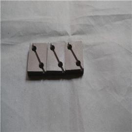 长城雅高机械切纸机必用斜孔镙丝型刹车片63*45*16