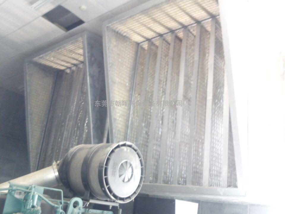 承接深圳工厂柴油发电机噪声治理工程