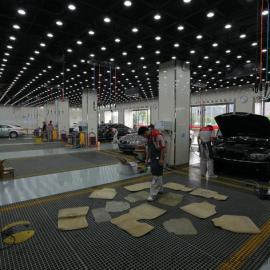 厂家直销玻璃钢格栅 合肥洗车间地面网格板