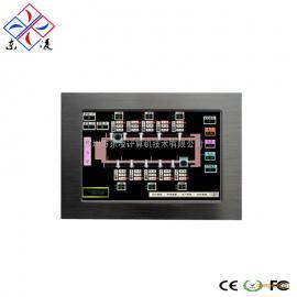 7寸X86架构宽温宽压触控一体机