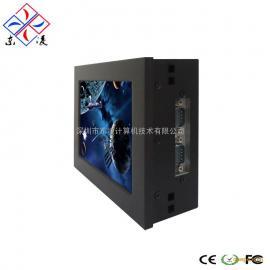 7寸低耗能凌动电阻屏嵌入式计算机