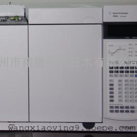 焦炉煤气成分的气相色谱仪分析