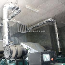 供应广东发电机消音器、消音设备