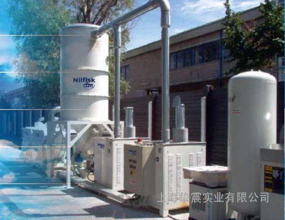 力奇中央集尘设备 进口集尘设备 进口高负压