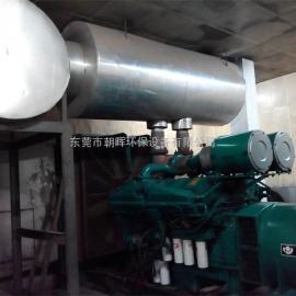 东莞长安镇发电机噪声治理工程