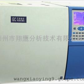 气相色谱仪测定焦炉煤气成份