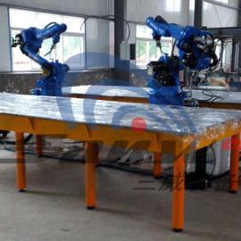 第二十届北京.埃森焊接与切割展览会-柔性组合工装夹具