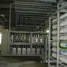 二级反渗透+EDI水处理系统