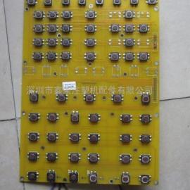 海天注塑机电脑10.4寸按键板 HT3360KM1