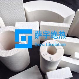 低温微孔硅酸钙管壳 微孔硅酸钙管壳价格