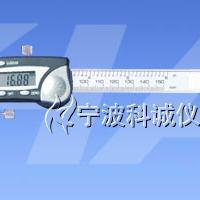 三和SHAHE数显中心距锥测头卡尺