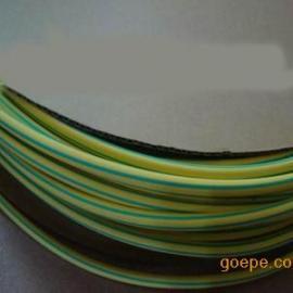 厂家批发黄绿双色环保高温热缩管