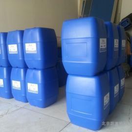冷却塔填料清洗剂|桔黄色液体|强力除垢