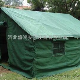 防汛救灾帐篷 加厚帆布帐篷2*3米野外勘探帐篷生产厂