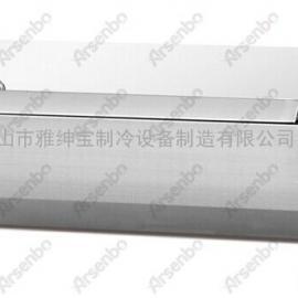 供应江门不锈钢桌上制冷柜/桌上型展示柜/桌上柜图片及价格