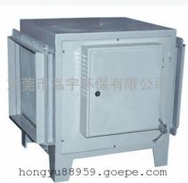 厂家直销 *厨房一体化静电油烟净化器油烟分离设备
