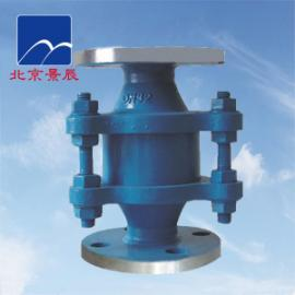 ZHQ-1型波纹石油储罐阻火器 铸钢不锈钢油罐储罐阻火器