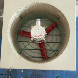 低噪声新型壁式轴流风机XBDZ-8/220V