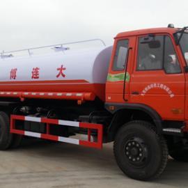 新款国四20吨工程运水车价格