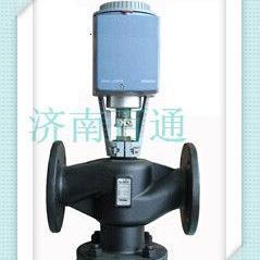 济南西门子三通调节阀DN15-300