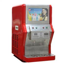 青岛海彼电子最新产品台式二缸浓缩果汁机 果汁冷饮机