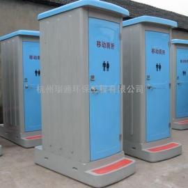 江东出租环保移动厕所租赁