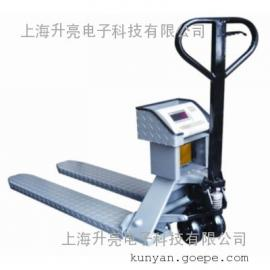 上海英展防爆电子叉车秤