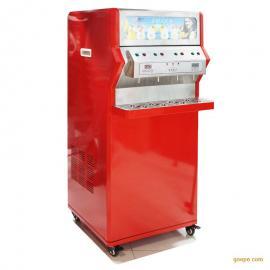立式四缸浓缩果汁机 商用果汁冷饮机 全自动果汁机