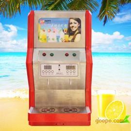 HP-2402JCB型浓缩果汁现调机 冷饮果汁机 商用冷饮机