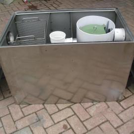 宁波食堂不锈钢油水分离器