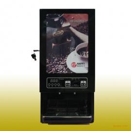 HP-2402MA型全自动咖啡饮料机 商用奶茶机 速溶咖啡机 豆奶机