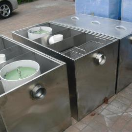 5吨白口铁餐饮业油水别离器