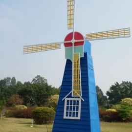 荷兰风车 景观风车