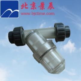 PVC活结Y型过滤器 北京PVC活接过滤器独家供货商