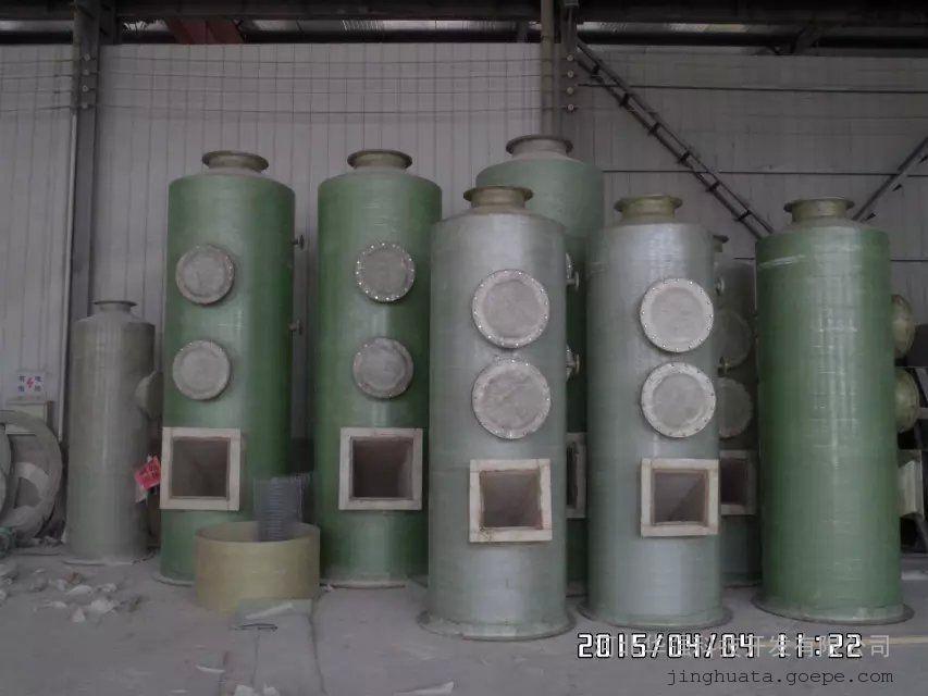 锅炉除尘设备、脱硫设备、脱硫除尘塔