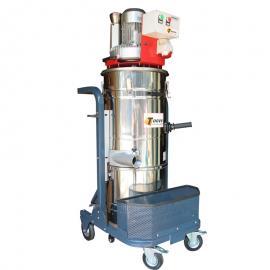 车间吸铁屑油污工业吸尘器 拓威克工业吸尘器T2