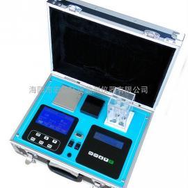 野外两用便携式多参数水质分析仪