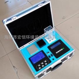 便携式四合一多参数水质检测仪