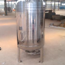 不锈钢压力罐最低价格/厂家直销