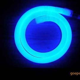 星丽彩蓝光LED柔性霓虹灯,(XLC-NERO-B)