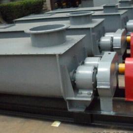 庆阳市双轴加湿搅拌机防止粉尘外逸保护环境安全