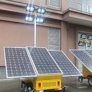 专业生产太阳能移动灯塔