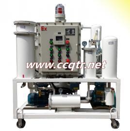 ZJD-6润滑油BT4防爆滤水滤杂质多功能真空滤油机