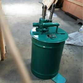 厂家直销SJB-D60手动加油泵,注油器、手动润滑泵