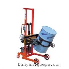 上海油桶搬运车秤
