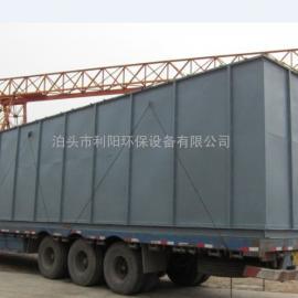 利阳环保气箱脉冲袋式除尘器 离线清灰布袋除尘器生产厂家