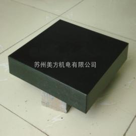 大理石检测平台630*630*130 花岗岩测量平台 苏州大理石厂家
