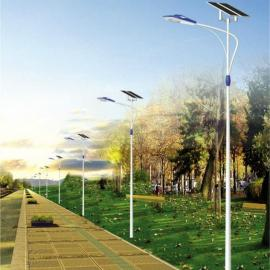 乡村振兴锂电池太阳能路灯