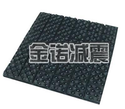 JT型橡胶减振垫 海林橡胶减振垫