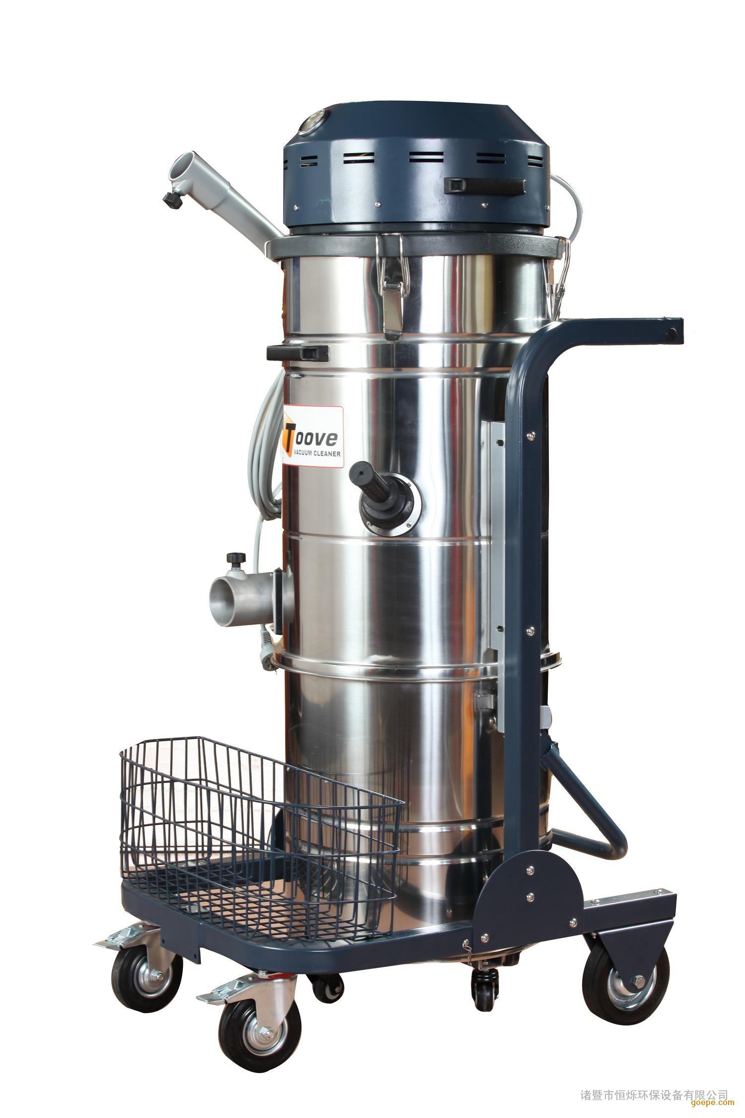 机械配套大功率吸尘器/拓威克环保设备/诸暨恒烁吸尘设备
